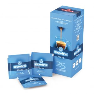 Koffeinfria ESE-pods covim
