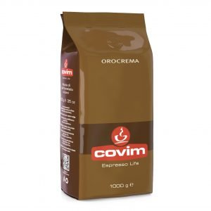 Covim hela kaffebönor 1Kg Orocrema