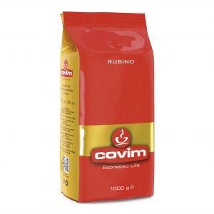 Covim hela kaffebönor 1Kg Rubino