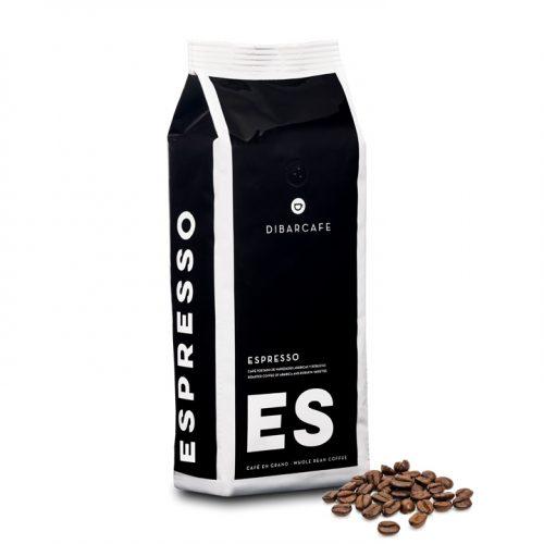 Dibarcafe espresso 1kg hela kaffebönor