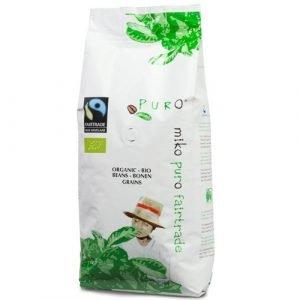 Fairtrade kaffebönor från Puro