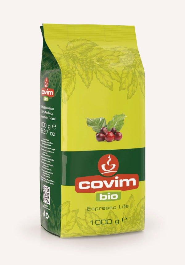 COVIM BIO UTZ ekologiska kaffebönor från kaffeexperten.se