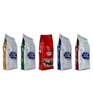 Diemme Provlåda lyxkaffe goda kaffebönor från italien