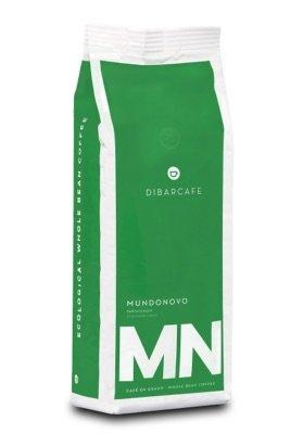 Dibar Mundo Novo 1 kg ekologiska kaffebönor från www.kaffeexperten.se