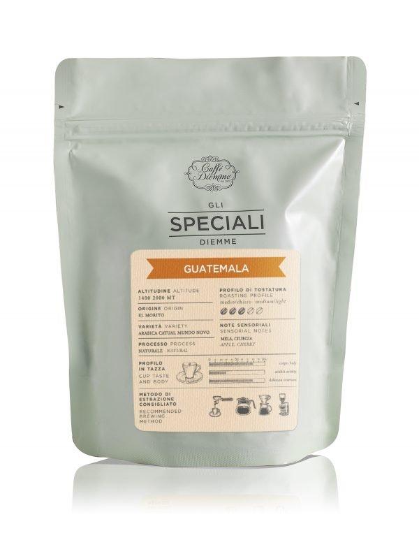 Gli speciali specialkaffe guatemala MORITO
