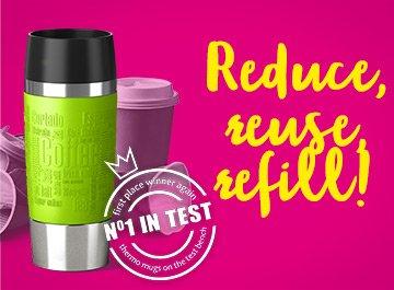EMSA Bäst-i-test termosmuggar från kaffeexperten.se