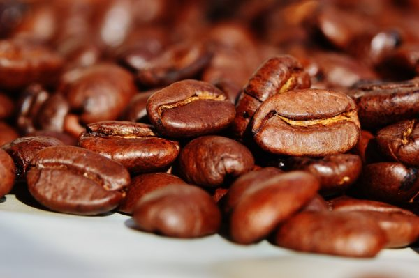 Ekologiska kaffebönor i Kaffeblandning #1 från kaffeexperten.se